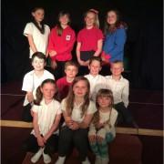 Drama Club Team Photo